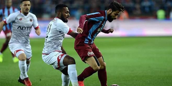 Trabzonspor 0-0 Gençlerbirliği