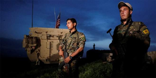 ABD açıkladı: Türkiye-Suriye sınırında nöbet tutuyorlar