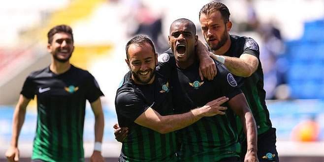 Kasımpaşa 0-2 Akhisar Belediyespor