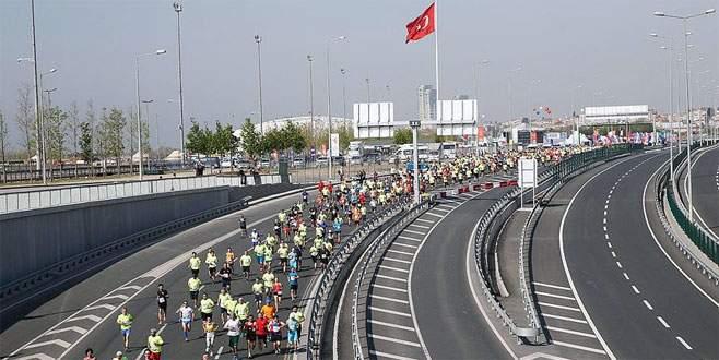 Vodafone 12. İstanbul Yarı Maratonu'nda iki rekor