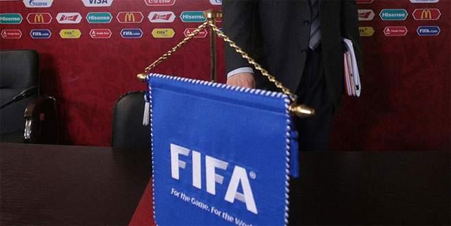 FIFA yöneticisi görevi bıraktı