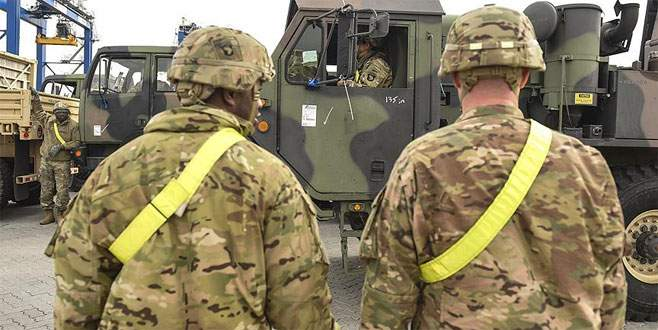 ABD Afganistan'a 300 asker daha gönderdi