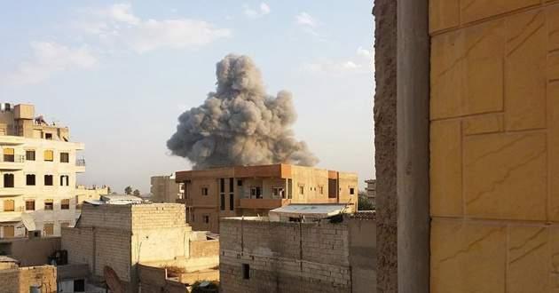 DEAŞ karşıtı koalisyonun 396 sivili 'yanlışlıkla' öldürdüğü açıklandı