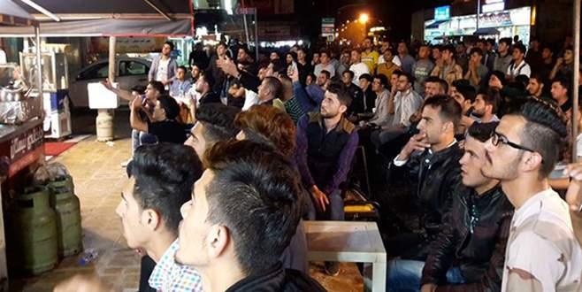 El Clasico, Erbil'i yaktı: 131 gözaltı