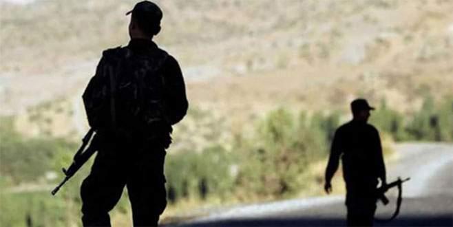 Amanos Dağı'nda çatışma: 2 yaralı