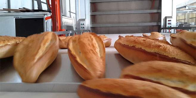 İnegöl'de ekmek zamlandı