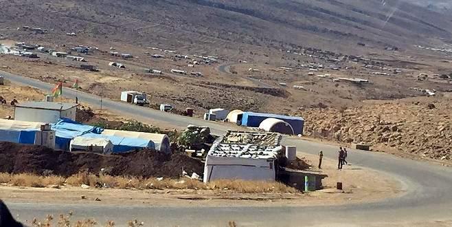 TSK'nın operasyonundan sonra PKK'nın kamp sayısı azaldı