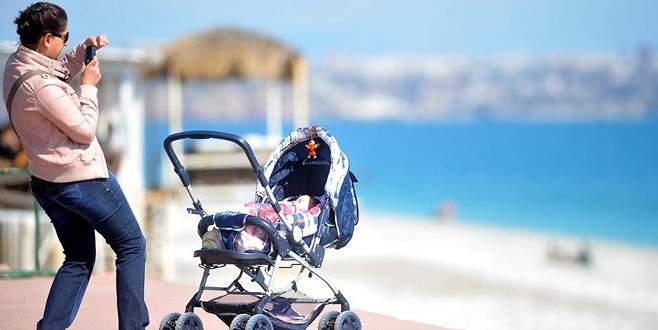 Bebek arabasında yerli ürünün payı arttı