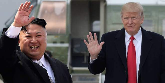 Trump'tan şaşırtan Kim Jong-un açıklaması