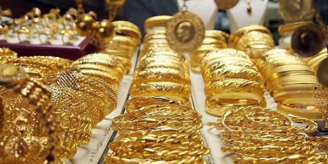Gram altın 6 haftanın en düşüğünde