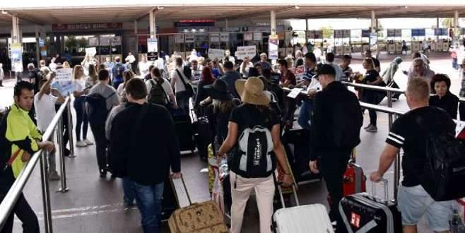 Antalya'ya gelen Rus turist sayısında patlama