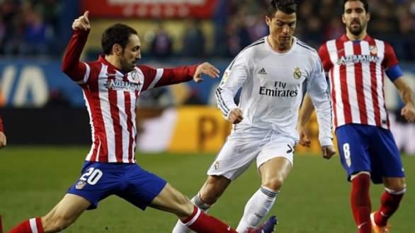 Real Madrid, Atletico Madrid'i farklı geçti