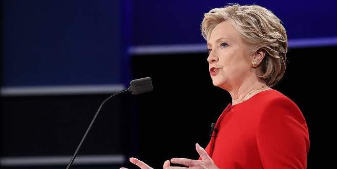 Clinton seçimi kaybetmesini Rusya ve FBI'a bağladı