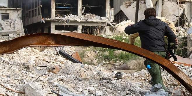 Suriye'de bir Rus askeri öldü