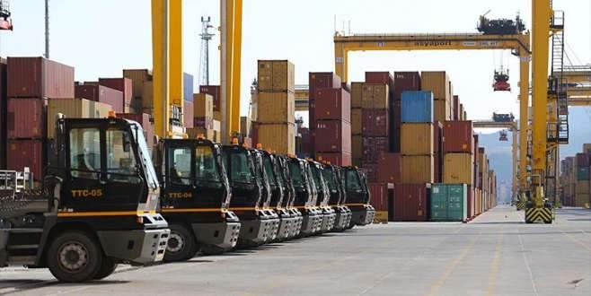 UİB'nin ihracatı nisanda arttı