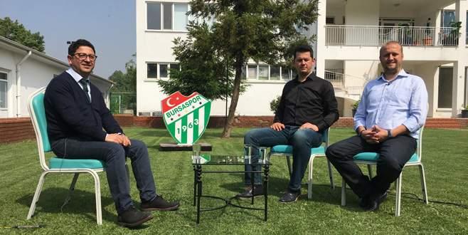 Bursaspor'un kalbi bu programda atacak