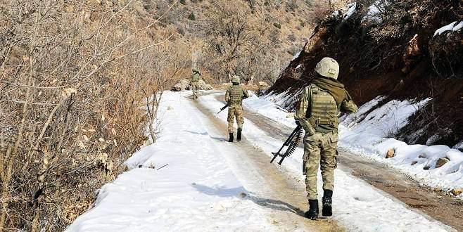 Hakkari'de çatışma: 7 asker yaralı