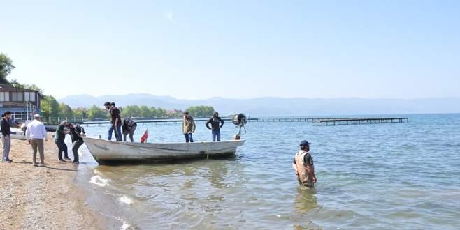'Başka İznik Gölü yok'