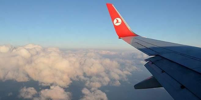 THY'den ABD ve İngiltere uçuşlarında laptop dağıtımı