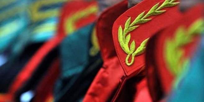 107 hâkim ve savcı meslekten ihraç edildi