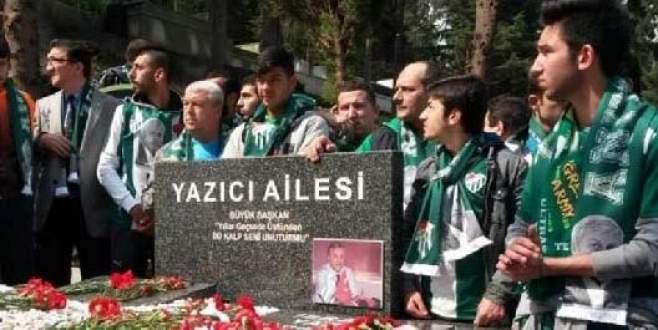 Bursaspor 'Şampiyon Başkan'ını anıyor