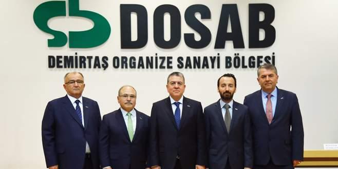 DOSAB'ın yeni Başkanı Halil Ersan Özsoy