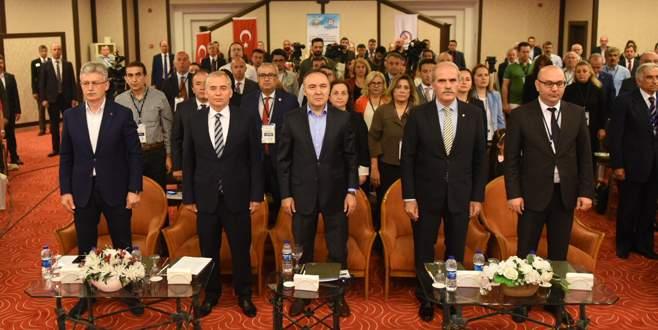 SKB üyeleri Denizli'de toplandı