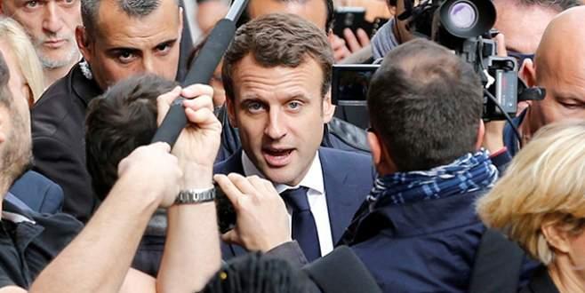 Fransa seçimleri öncesi Macron'a siber saldırı