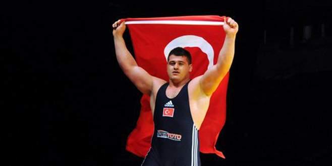 Rıza Kayaalp, Avrupa Şampiyonu!