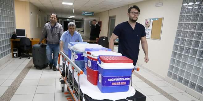 Vasiyeti yerine getirildi, organları 8 kişiye nakledildi