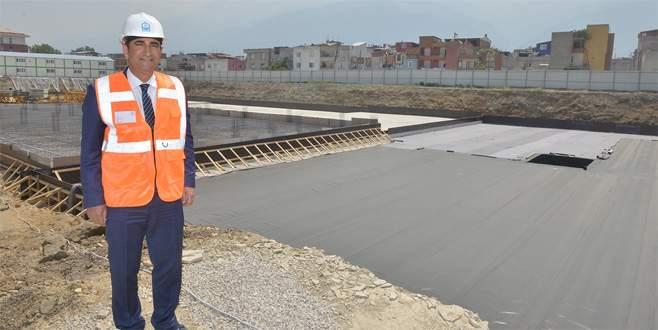 Bursa'da 850 daire 2018 yılında teslim edilecek