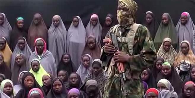 Boko Haram 82 kızı serbest bıraktı