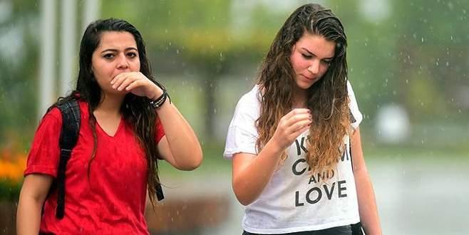 Kuvvetli yağış ve rüzgar uyarısı
