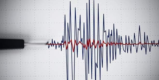 Kuşadası Körfezi'nde 4.2 büyüklüğünde deprem