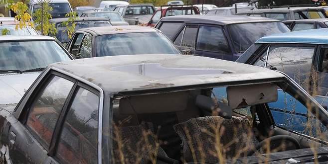 Bakan Ağbal'dan 'hurda araç' açıklaması