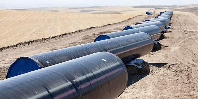 Gazprom Türk Akımı inşasına başladı