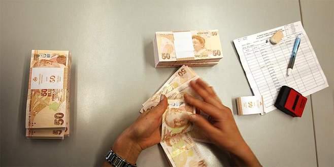 Esnafa 4 ayda 3,9 milyar lira kredi