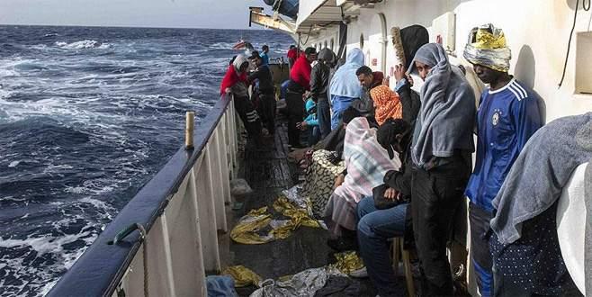 Akdeniz'de bir facia daha