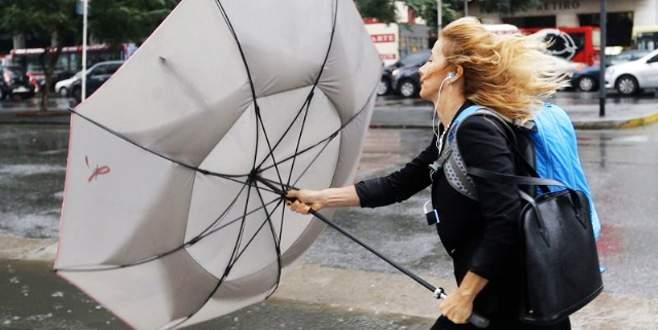 Meteoroloji'den Bursa için lodos uyarısı!