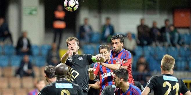 Kardemir Karabükspor 1-0 Osmanlıspor