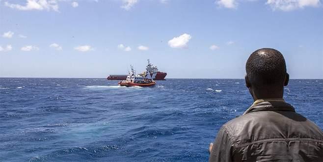 Akdeniz'de 245 sığınmacı kayboldu