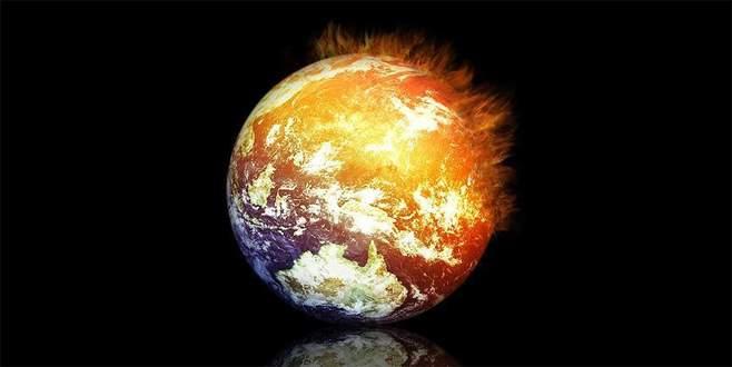 Küresel ısınmada azami eşik 2026'ya kadar aşılabilir