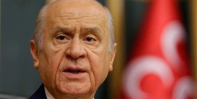 Bahçeli'den 'İbrahim Erkal' açıklaması