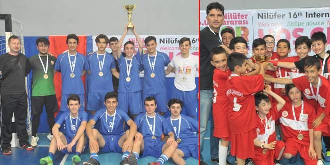 FUTSAL'ın şampiyonları