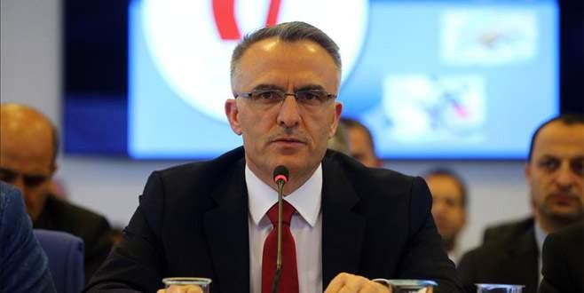 Maliye Bakanı'ndan 'yapılandırma' açıklaması