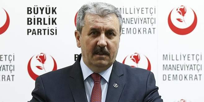 'Türkiye ABD'nin kararına çok sert ve kararlı bir cevap vermeli'