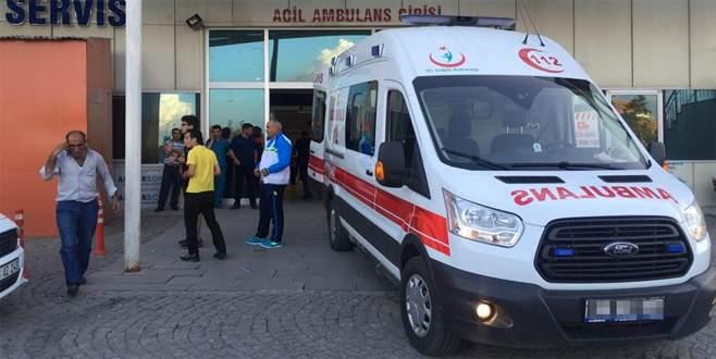 Ağrı'da terör saldırısı: 4 asker yaralı