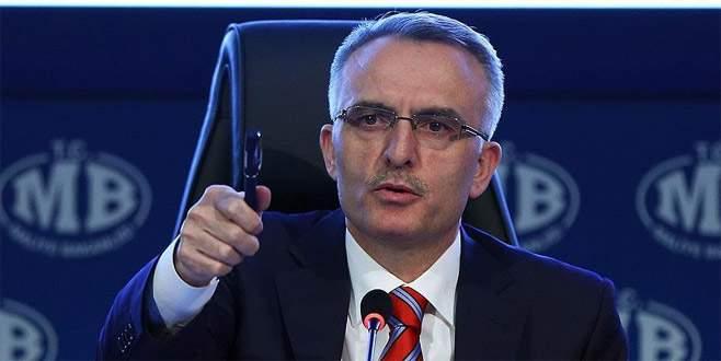 Maliye Bakanı'ndan 'yeniden yapılandırma' açıklaması