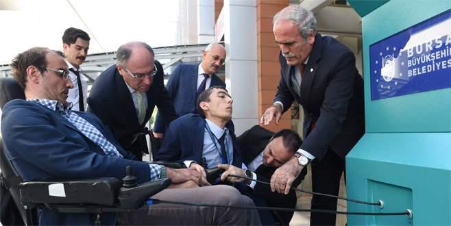 Bursa'da kaliteli yaşamın önündeki engeller kalkıyor