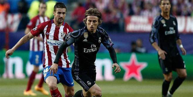Real Madrid Şampiyonlar Ligi'nde 15'inci kez finalde